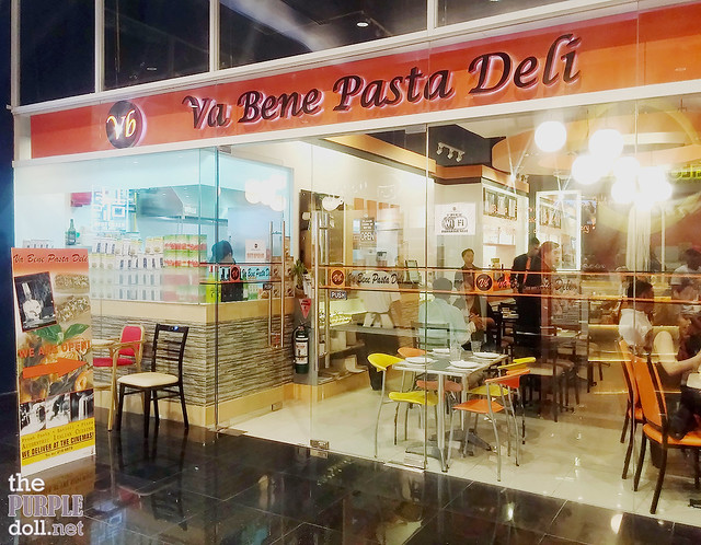 Va Bene Pasta Deli Bonifacio High Street Central Square
