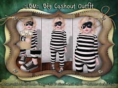 {LBM} Big Cashout Outfit Ad