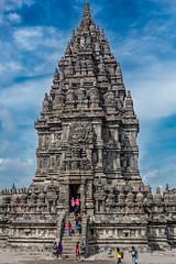 Prambanan Temple - Yogyakarta, Java Indonesia