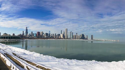 Chicago Winter No. 02897