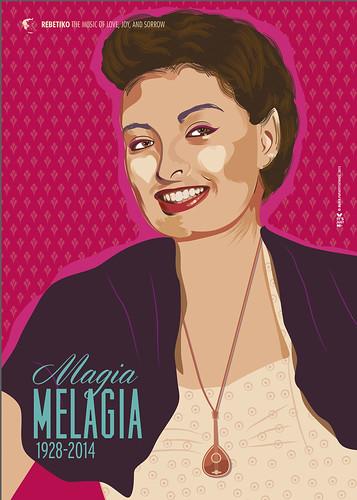 Maga (Maya) Melagia