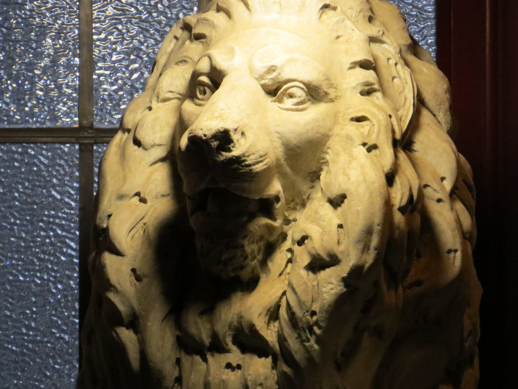 Lion, Fire Station
