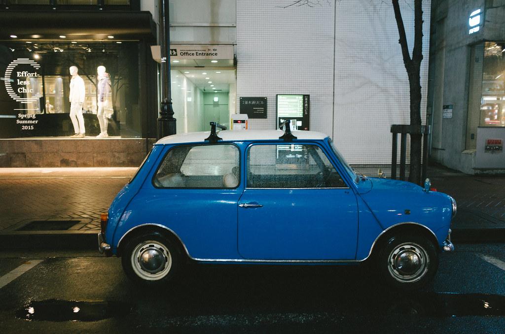 Old Blue Mini 2015/02/17 GR140303