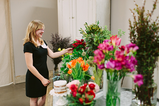 Local Love in Bloom at Found