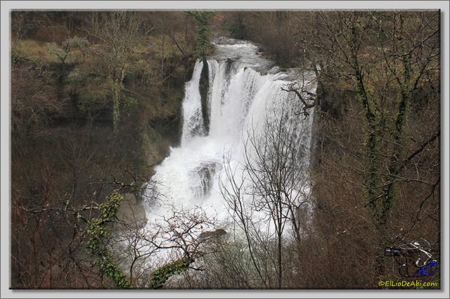 6 Cascada de Peñaladros