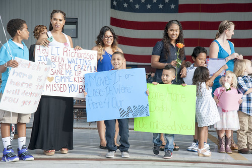 USS Fort Worth Crew 104, HSM 35 and SUW Detachments Return Home