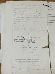 MEPO 3/374 - ALFRED SOLOMON charged with the wilful murder of BARNET BLITZ (Image 7)