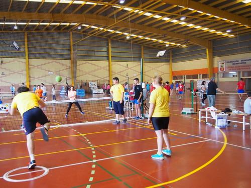 Campeonato de Pinfuvote de Primaria y Secundaria