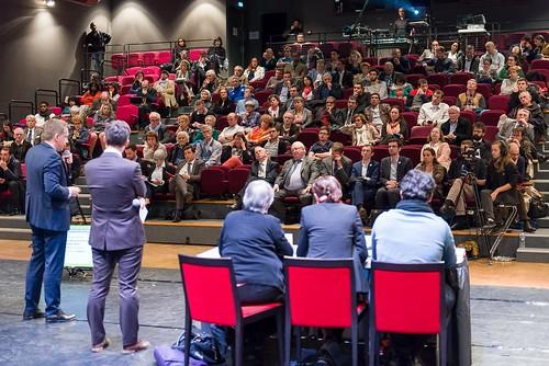 Europacity - Première réunion publique intermédiaire - 18 mai 2016, Sarcelles