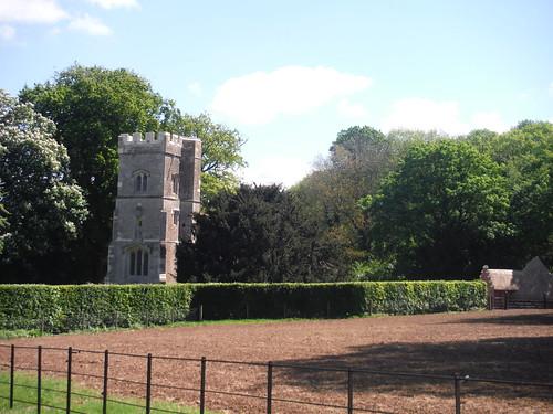 Saint Michael Chapel, Rycote