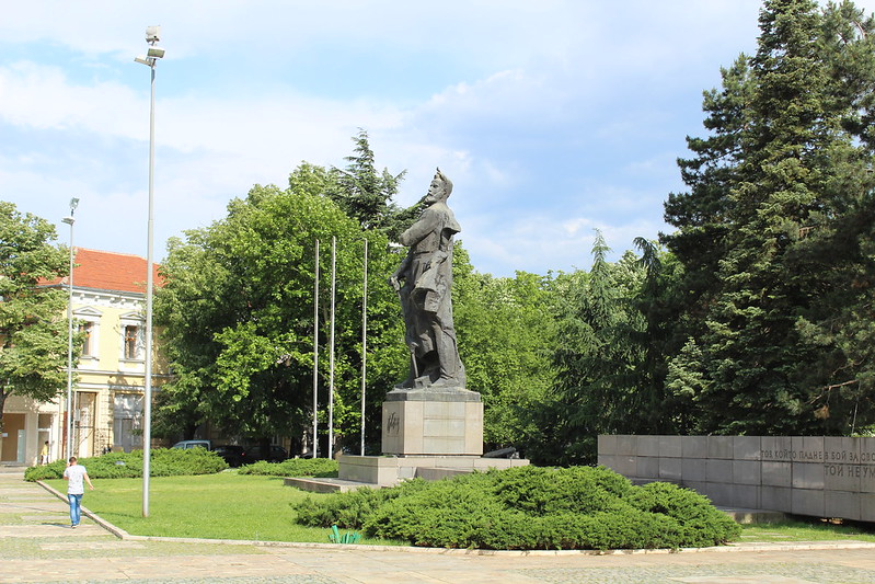 Botev Square