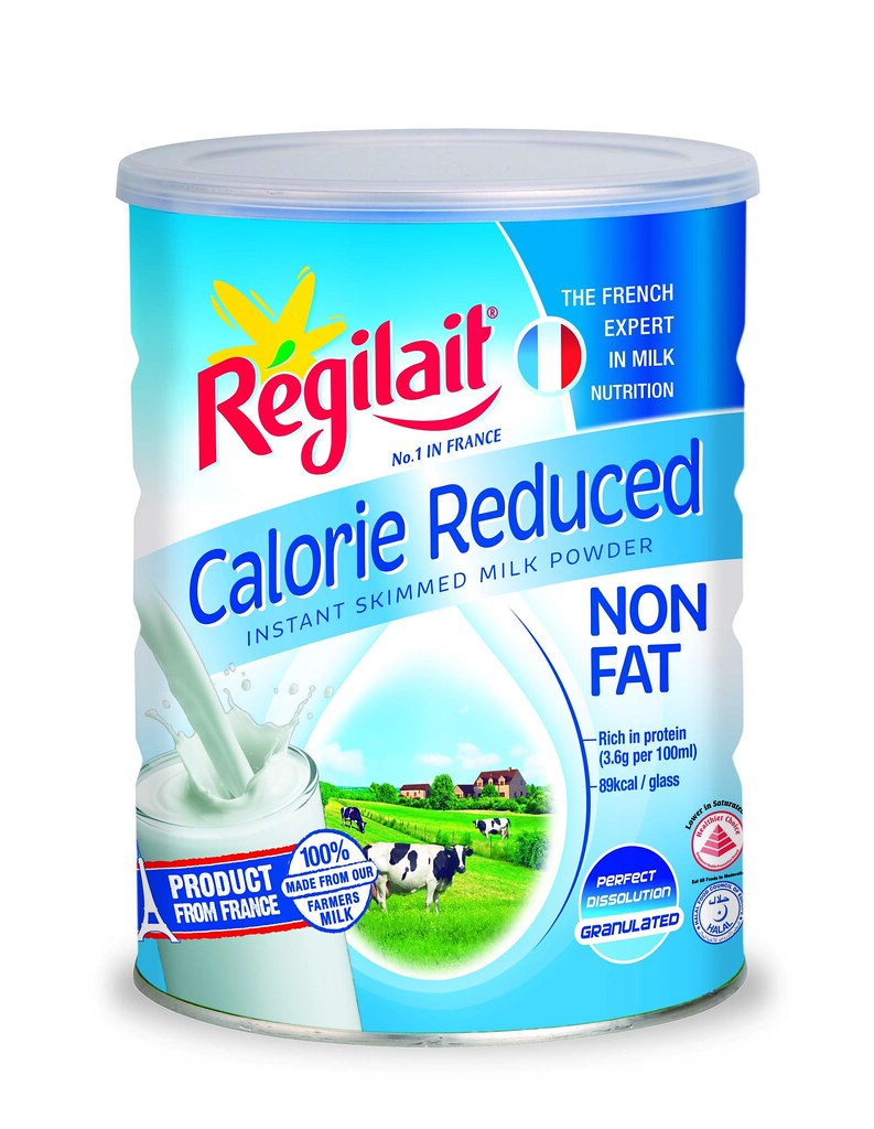 Skimmed Milk Teen And: Event: Stay Healthy With Regilait