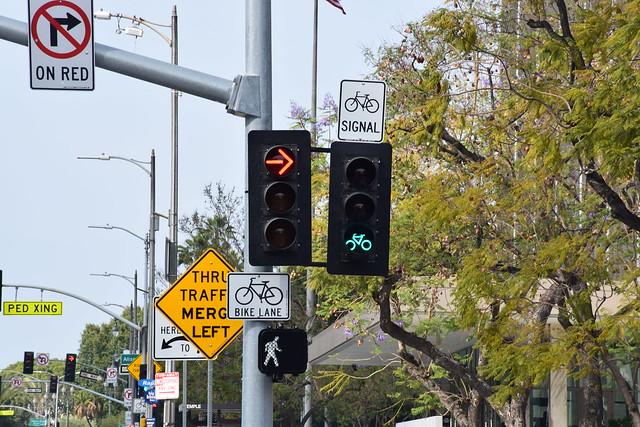 Bike Signal Head