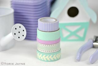 Pretty Pastel Washi Tape