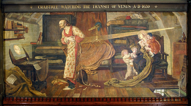 Murals by Ford Madox Brown