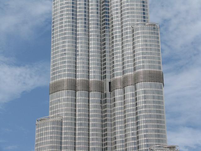 Burj Khalifa (828m) - Dubai