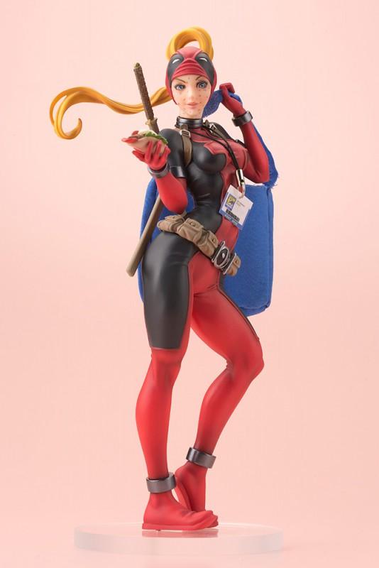 【官圖 & 販售資訊更新】MARVEL 美少女系列『死侍小姐』來去SDCC玩Ver. レディ・デッドプール コミコンに行ってきましたVer.