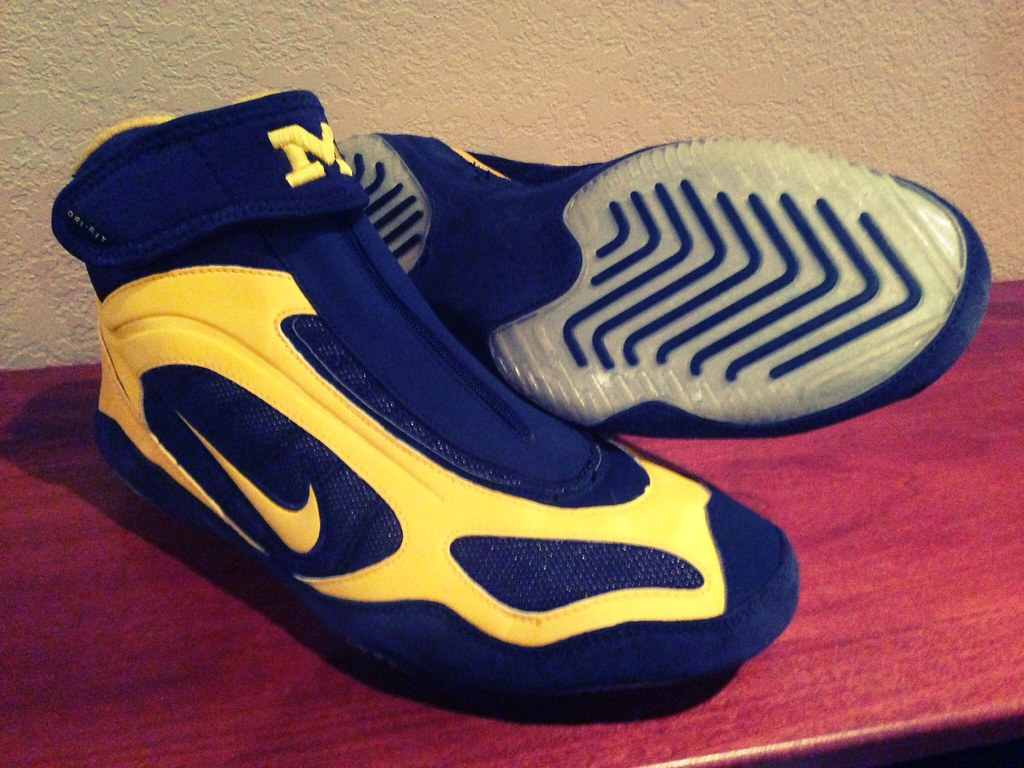 Michigan Basketball Shoes
