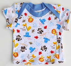 It's a Zoo Lap Tee *6-9 Months*