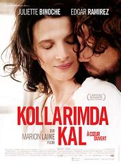 Kollarımda Kal - A Coeur Ouvert - A Monkey On My Shoulder (2013)