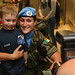 Members from the 107th Infantry Battalion UNIFIL return home after six month deployment in Lebanon