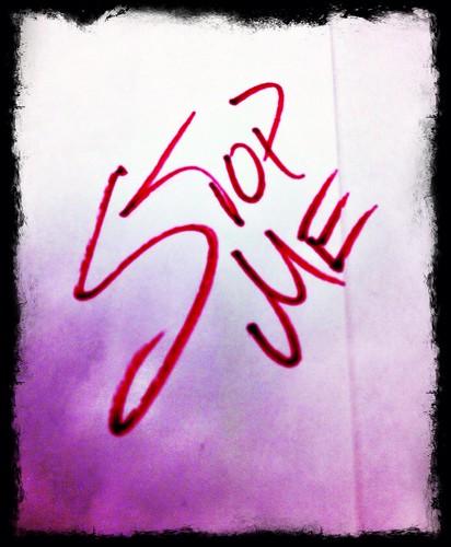 Stop Me by Damian Gadal
