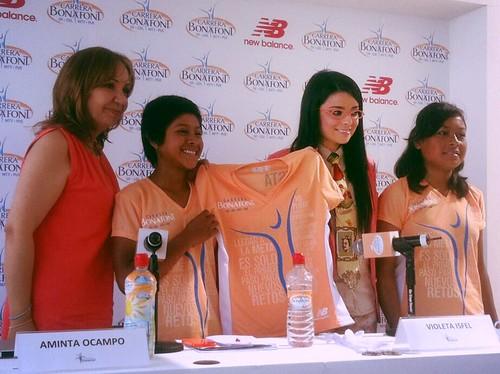 Carrera Bonafont 2013 - Playera