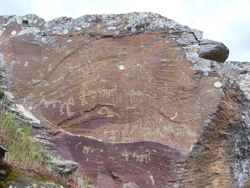 Petroglifo de Domingo Gargía (Segovia)