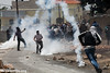 Demonstration in Kfer Qaddum against the occupation and settlements, West Bank, 24.5.2013