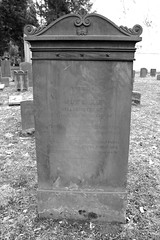 Grave of Grace Aguilar (1816-1847) / British writer and novalist