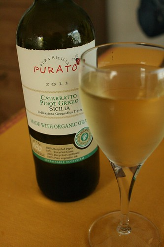 おつまみレッスン シチリアの白ワインと郷土料理