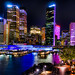 Sydney draped in Colour by paul.carmona