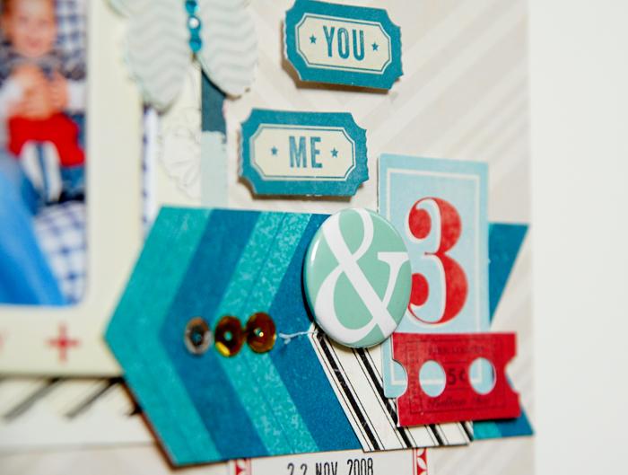 me & you + 3