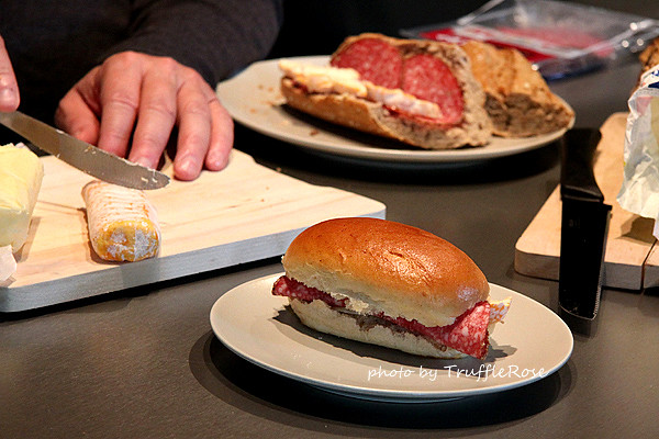 麵包隨意吃。亞耳丁高地的麵包餐-Belgium-20120623~