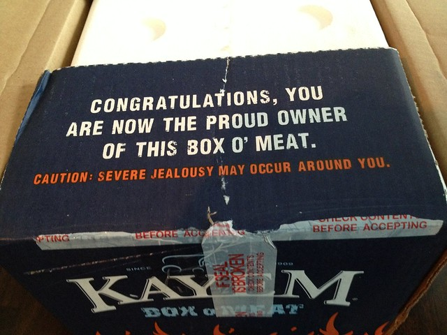 Kayem Box 'o Meat