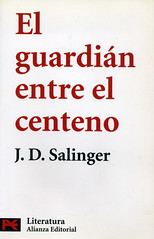 JD Salinger, El guardián entre el centeno
