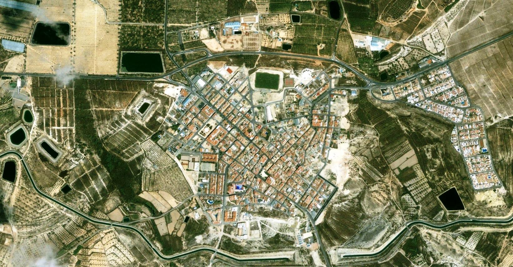 antes, urbanismo, foto aérea, desastre, urbanístico, planeamiento, urbano, construcción, San Miguel de Salinas, Alicante, Sant Miquel de les Salines, Alacant