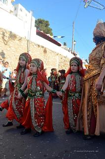 Mojácar 2013/Moros y Cristianos/ Moors & Christians /  Maures et chrétiens/