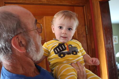 Martin and Grandpa
