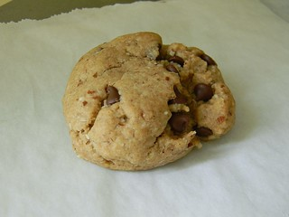 Chocolate Chip Hazelnut Cookie