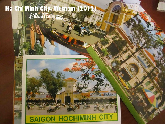 Day 1 - Ho Chi Minh City 08 Postcards