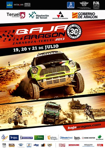 Baja Aragón 2013