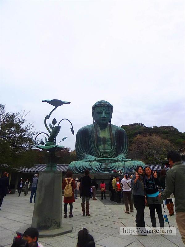 Будда в Камакура