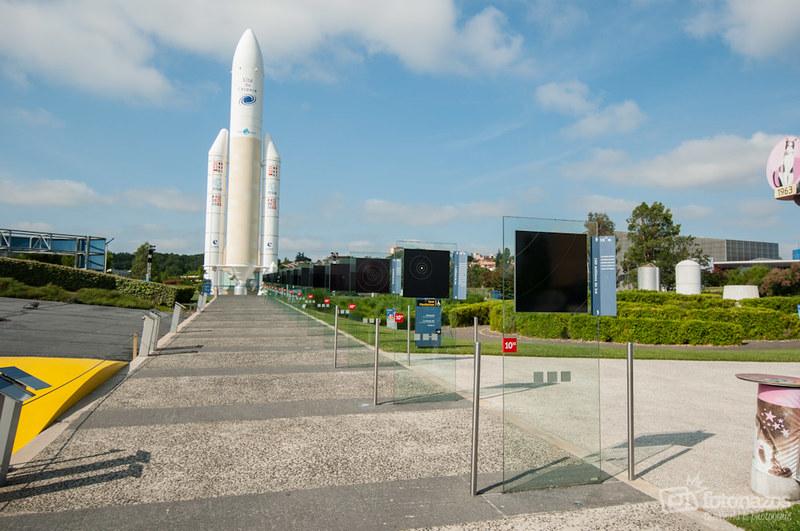 Visita a la Ciudad del Espacio de Toulouse