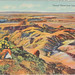 Painted Desert from 'Desert view' by m e sweeney