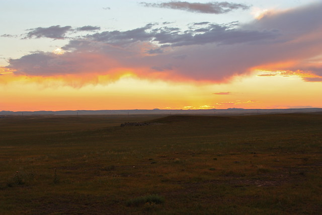 Northern Colorado Sunset