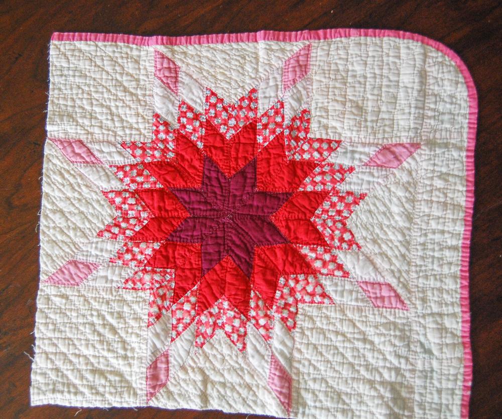 Vintage Quilt Scrap