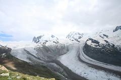 Gornergrat 冰河
