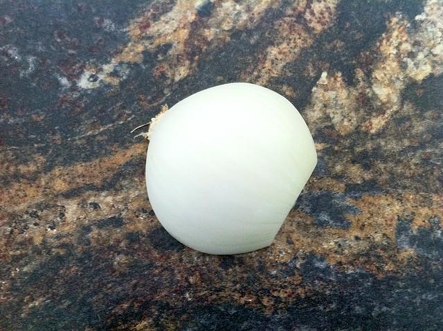 1/2 of Yellow Onion