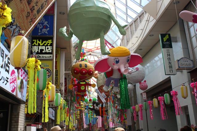 2013阿佐ヶ谷七夕